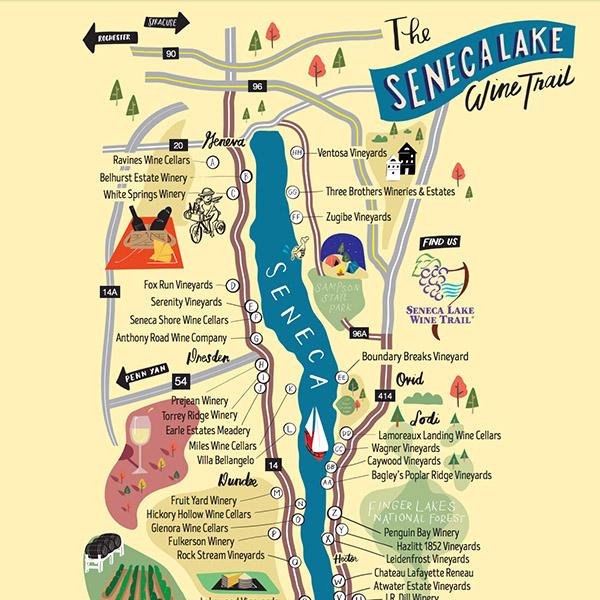 Seneca Lake Wine Tour Limo Packages